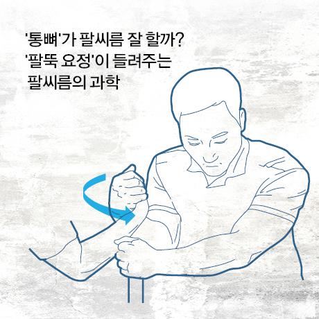 팔씨름의 기술 3
