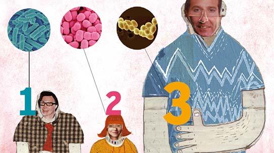 유산균으로 다이어트 한다? 당신의 장 유형은?