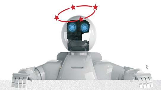 수능 보는 로봇, 머릿속에 무슨 일이?
