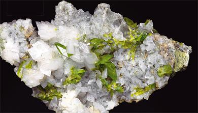 [Photo] 티타늄과 그 광물들 下 예술이 된 광물