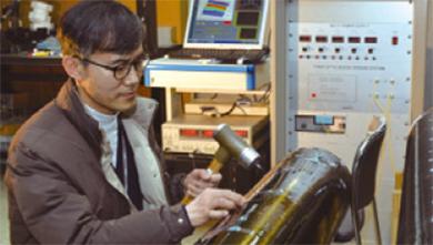 [과학뉴스] 우주선 폭발 막는 광섬유 신경망