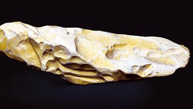 [Photo] 석영과 그 변종 광물들 上 플린트, 문명 진화의 일등공신