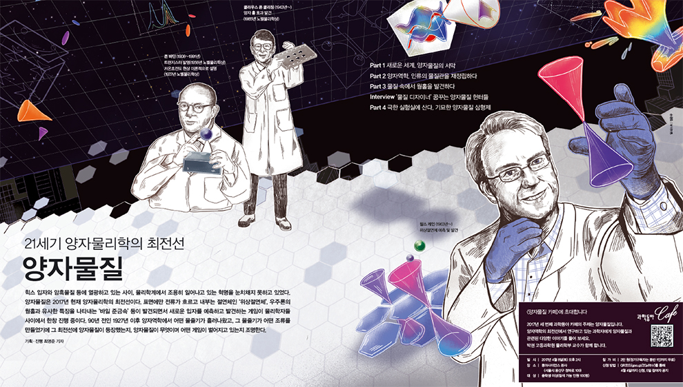 Intro. 21세기 양자물리학의 최전선 양자물질