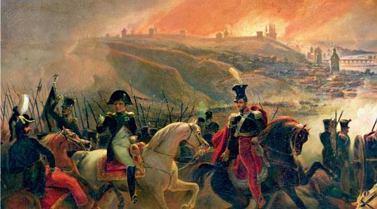 [Issue] 나폴레옹이 6월에 전쟁을 떠난 이유