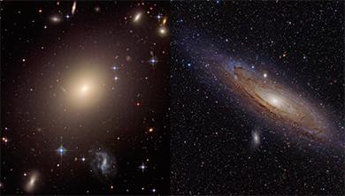 [과학뉴스] 은하 회전 속도 차이 나는 이유 밝혔다