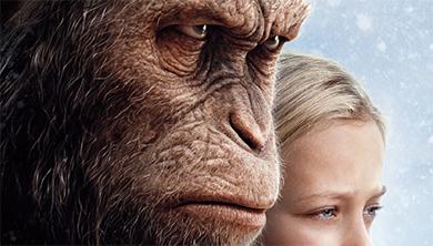 [Issue] 100% CG 침팬지 '시저'의 귀환