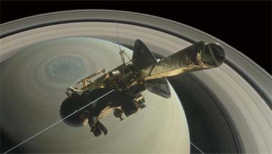 [Issue] 토성 탐사 20년 그 위대한 기록들