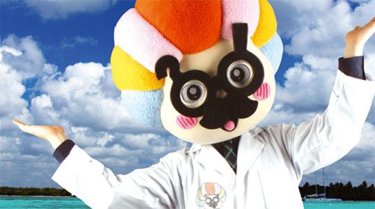 [도전! 섭섭박사 실험실] 뭉게뭉게 구름을 만들어 날려라!
