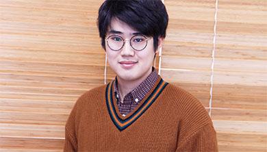 [인터뷰] 상위 1%, KAIST 총장장학생 오현창, 1등 비결이요? 실패죠!