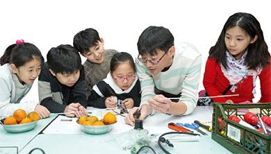 [출동! 어린이과학동아 기자단] LED 스탠드를 만들어 보자! 적정기술 연구센터 핸즈