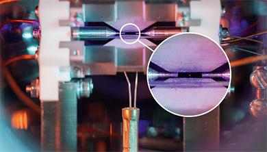 [과학뉴스] 디카로 찍은 원자 하나