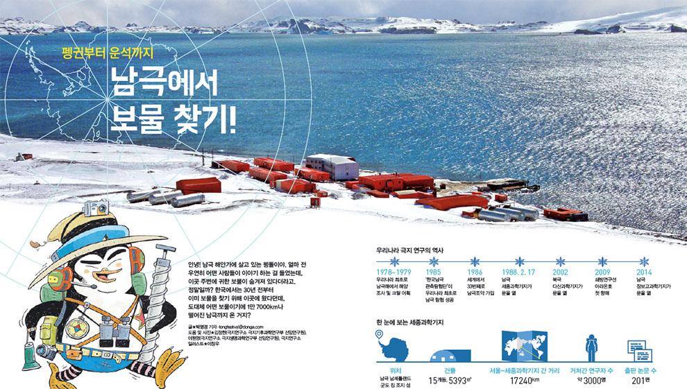 Intro. 펭귄부터 운석까지, 남극에서 보물 찾기!