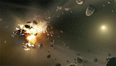 [과학뉴스] 러시아, 소행성 폭파 실험 진행