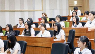 중·고등학생 대상 GIST 프로그램