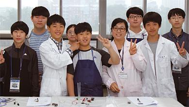 [영재교육원 탐방 5] 아주대학교 과학영재교육원, 영재들만의 학회를 열어라!