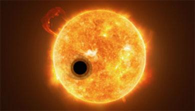[과학뉴스] 외계행성에서 헬륨 최초 발견