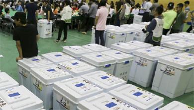 [Issue] 과학으로 카운트다운, 6·13 지방선거