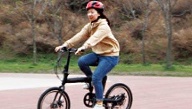 [Tech] 과학으로 달리는 전기자전거