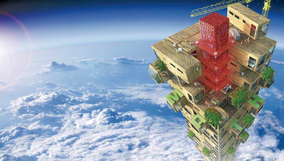 Intro. 수학으로 쌓아올린 미래도시, 초고층건물