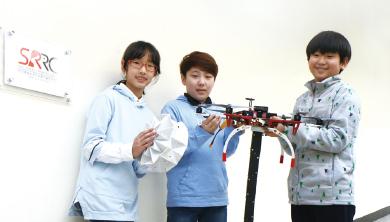 [출동! 어린이과학동아 기자단] 소프트로봇 연구실