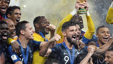 숫자로 보는 2018 러시아 월드컵