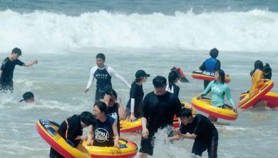 [Issue] 여름 바다에서 피해야 할 5대 세균