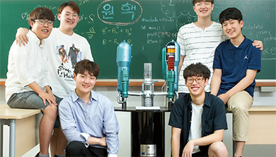 [서울대 공대 재학생 인터뷰] 꿈과 자부심으로 원자핵공학 한 길