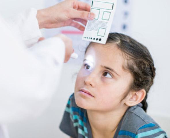 [과학뉴스] 어린이 사시약시, 뇌 발달 저해