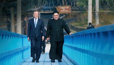 [팩트체크 1]  남북, 65년만에 평화로운 분위기?!
