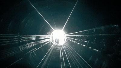 지하 1100m 땅속 실험실 최초 공개