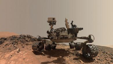[과학뉴스] 생명의 흔적일까? 화성에서 유기화합물 발견!