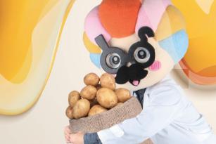 [도전! 섭섭박사 실험실] 감자로 괴물 찰흙을 만들어라!