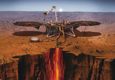 [과학뉴스] NASA '인사이트호' 화성 착륙 성공!