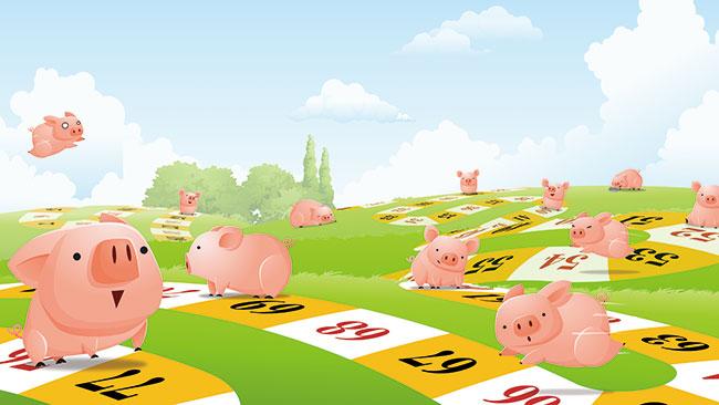 돼지 게임 전략? 수학으로 찾으면 되지!