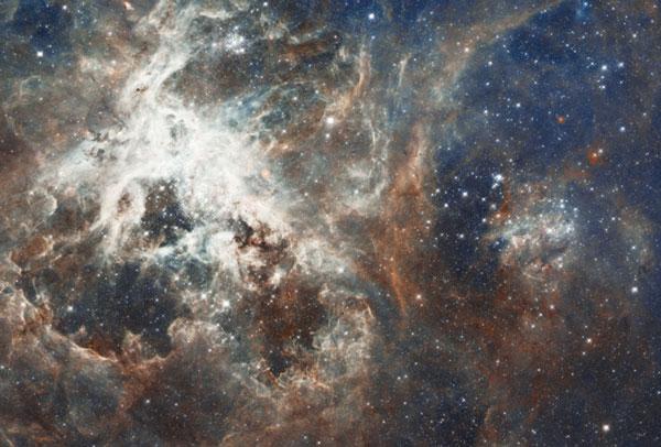 [과학뉴스] 우주 역사 137억 년간 별빛 총량은?