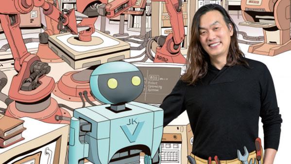 [Tech] 만능 스포츠 로봇을 만들어라