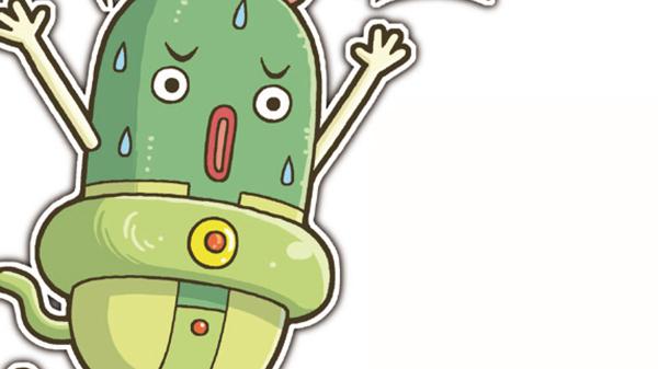 [퍼즐탐정 썰렁홈즈 4] 외계인 추적자 에일리어니 오디수먼니