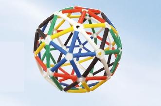 [수학체험실] 십이이십면체와 세팍타크로 공 품은, 지오데식 돔