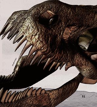 공룡 멸종의 결정적 요인, 행성출동과 화산폭발의 '원투펀치'?