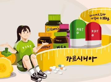 [10대의약] SNS 달군 다이어트 식품 효과는?