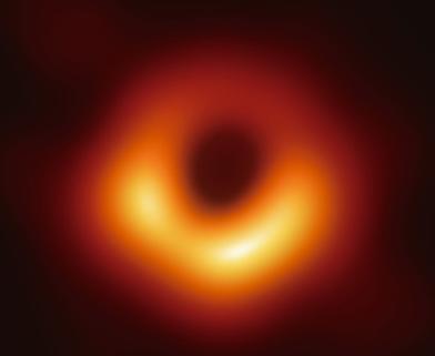[과학뉴스] 인류 역사상 최초로 '블랙홀' 관측 성공