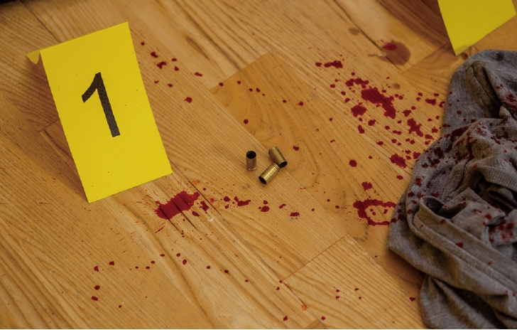 [수학뉴스] 수학으로 범죄 현장 분석하는 새로운 방법 찾다
