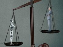 법률 자문 놓고 첫 대결 AI 변호사 vs. 인간 변호사 진검승부