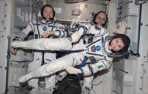 이탈리아 최초, 유럽 여성 우주인 최장 기록 세운 사만다 크리스토포레티