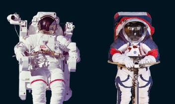아폴로부터 아르테미스까지, 우주복의 진화
