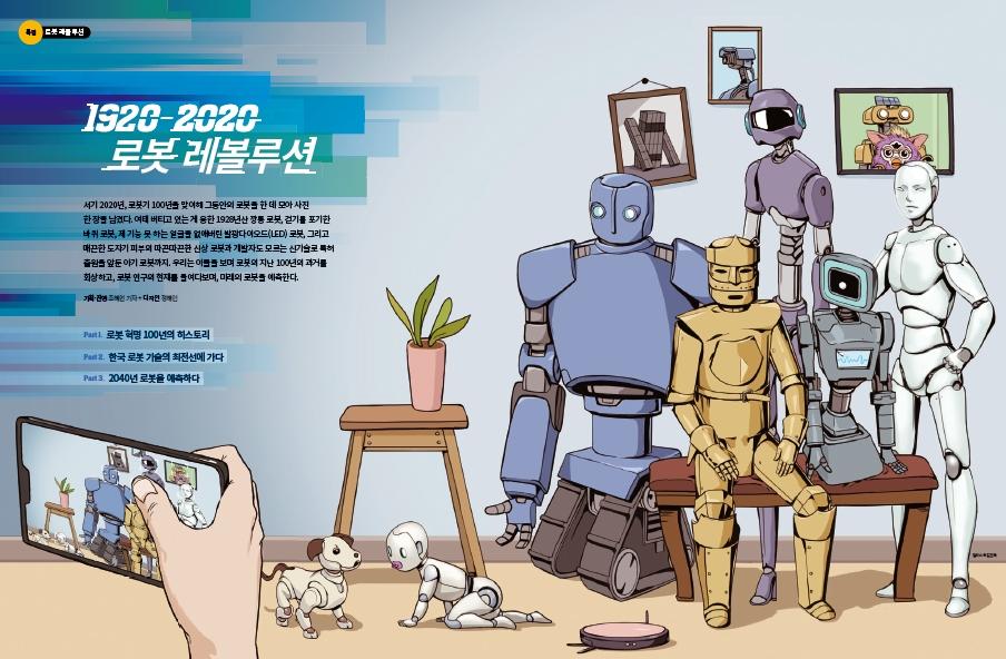 1920-2020 로봇 레볼루션