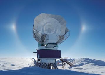 천문학자가 남극점에서 본 우주