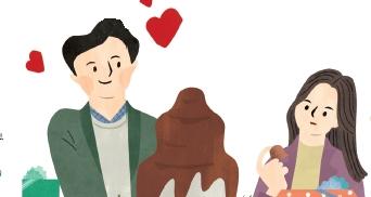 [동상이문] 달콤쌉싸름한 초콜릿