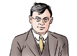 [이달의 수학자] 다재다능한 수학자, 프랭크 램지