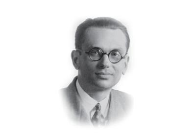 [이달의 수학자] 수학의 불완전성 밝힌 '불완전한 천재' 쿠르트 괴델